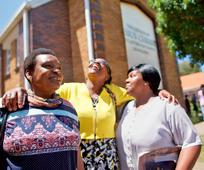 SOUTH AFRICA SABBATH DAY MEMBERS CHURCH OUTSIDE
